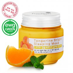 Mandarin Bright Sleeping Mask 100ml