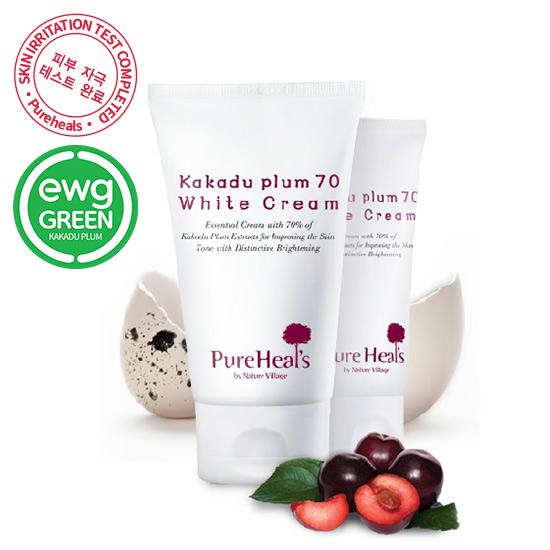 Kakadu Plum 70 White Cream 100ml