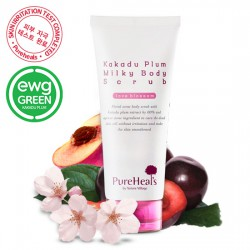 Kakadu Plum Milky Body Scrub Love Blossom 250ml