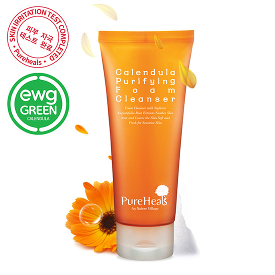Calendula Purifying Foam Cleanser 150ml