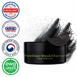 Pore clear Black Charcoal Eye Patch 60ea